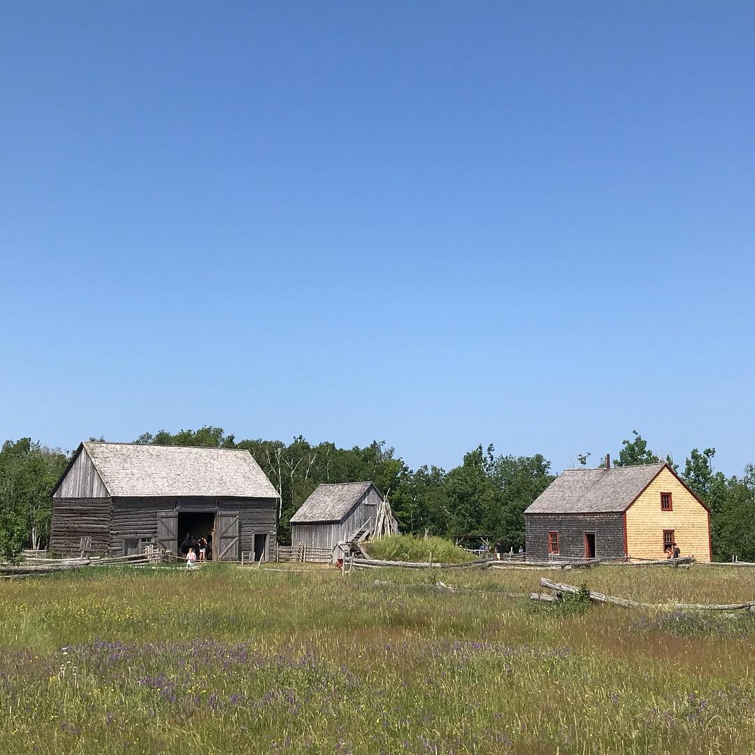 Historical Site | Village Historique Acan on