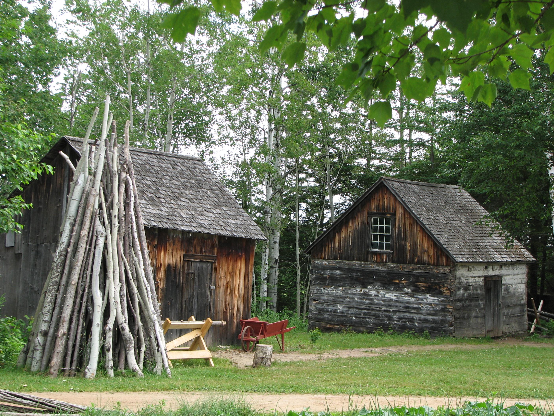 Historical Site | Village Historique Acadien